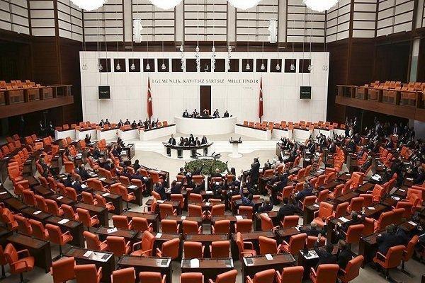 مجلس ترکیه: طرح اعزام نیرو به لیبی پنجشنبه آنالیز می گردد