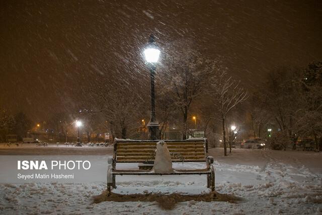 پیش بینی بارش برف و کاهش دما در آذربایجان شرقی
