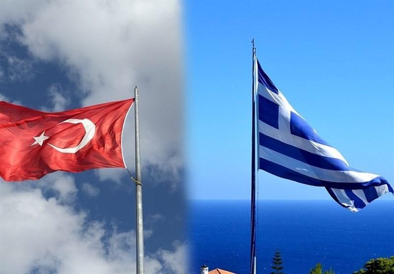 گزارش، شعله ورشدن دور جدید اختلافات ترکیه و یونان