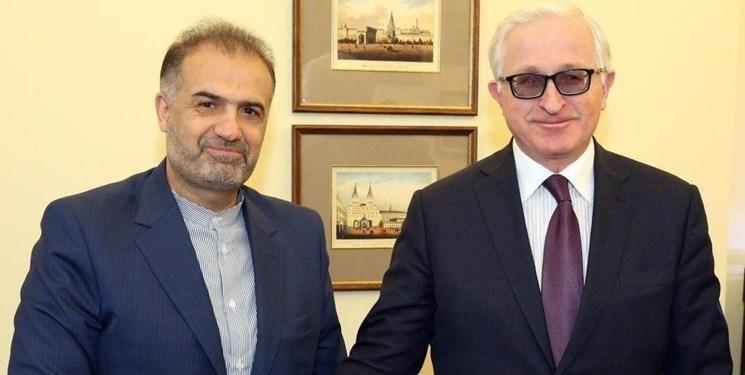 آمادگی شرکت های روسیه برای همکاری با همتایان ایرانی در زمینه های مختلف مالی