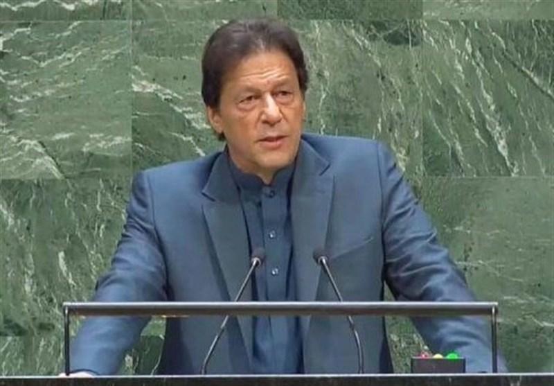 عمران خان: وجود تحریم ها علیه ایران در شرایط فعلی عین بی انصافی است