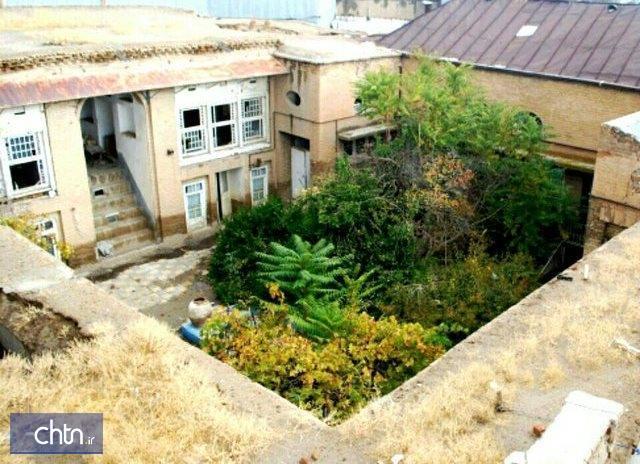 شروع بازسازی خانه حافظ الصحه در بروجرد