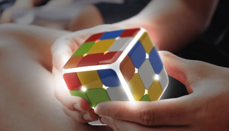 آموزش حل مکعب روبیک 3 در 3 به زبان ساده و قدم به قدم