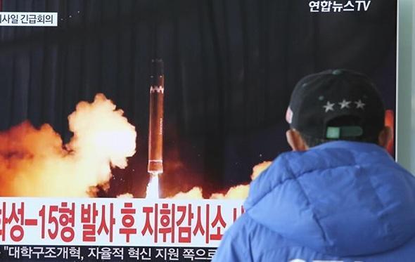 کره شمالی آماده نمایش موشکی که قابلیت رسیدن به خاک آمریکا را دارد