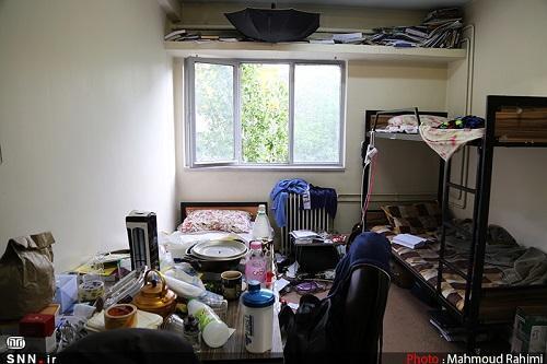 شرایط برای اسکان دانشجویان نوورود دانشگاه شهید چمران اهواز در خوابگاه ها فراهم شد