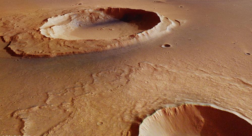 کشف اسید کلریدریک در مریخ