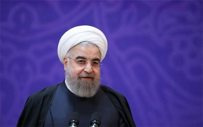 روحانی: بیگانه در نهایت تسلیم می گردد؛ شاهد روز پیروزی خواهیم بود