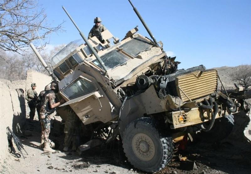 زخمی شدن 2 نظامی رومانیایی در انفجار بمب در جنوب افغانستان