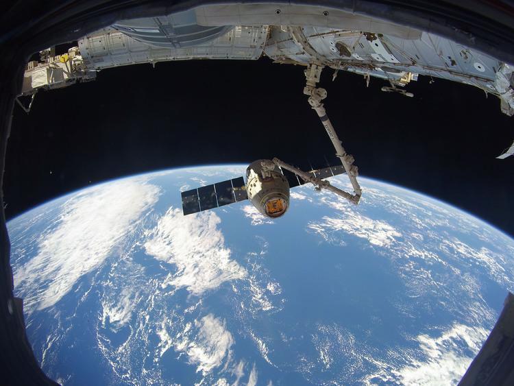 چگونه بدون تلسکوپ ایستگاه فضایی را از زمین رصد کنیم؟