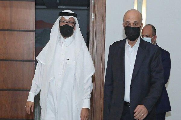 خروج سفیر عربستان از بیروت
