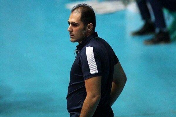 صادقیانی: هراز با سرویس تیم ما را تحت فشار قرار داد