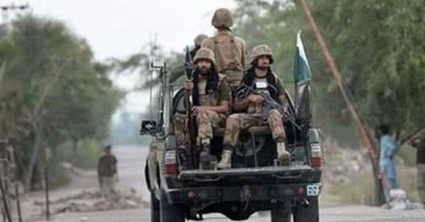 خبرنگاران ارتش پاکستان: 10 تروریست در ایالت بلوچستان به هلاکت رسیدند