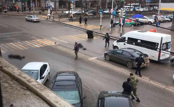 خبرنگاران تیراندازی در منطقه قفقاز روسیه، چهار تن کشته شدند