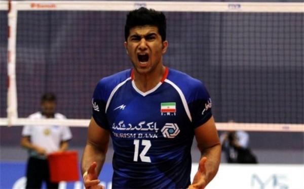 اسفندیار: دیگر هیچ تیمی نمی تواند والیبال ایران را دست کم بگیرد