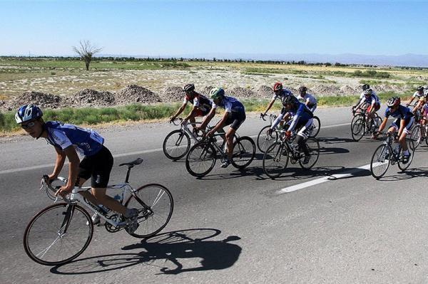 خبرنگاران مسابقات دوچرخه سواری کشور به میزبانی البرزبرگزار شد