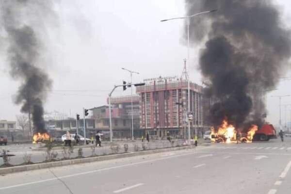 وقوع 2 انفجار در ولایت قندهار افغانستان، 5 غیرنظامی کشته شدند