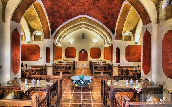 هتل تی دا؛ اقامتگاهی سنتی و زیبا در کویر مصر خور و بیابانک، عکس