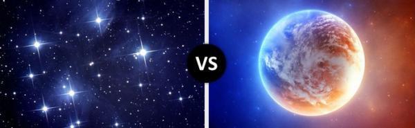 تفاوت سیاره و خبرنگاران؛ تفاوت های کلیدی این دو جرم آسمانی چیست؟