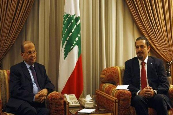 اختلافات برسَر تشکیل کابینه لبنان؛تک روی حریری ونسخه پیچی ماکرون