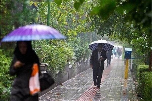 سامانه بارشی جدید سه شنبه وارد کشور می گردد