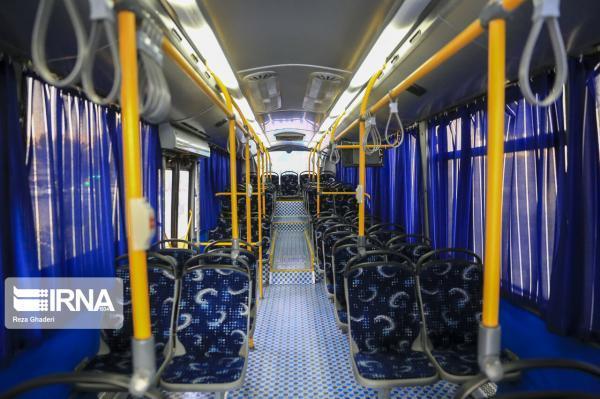 خبرنگاران 40 دستگاه اتوبوس به خط بی.آر.تی راه آهن-تجریش اضافه شد