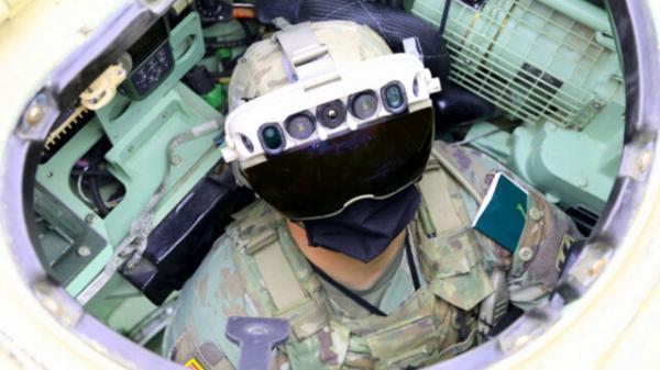 عینک های فناورانه خاص سربازان آمریکایی