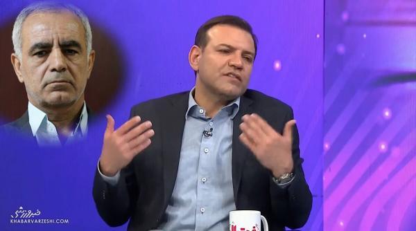 سوال روز فوتبال ایران: عزیزی خادم، حیدر بهاروند را بازخواست می نماید؟ خبرنگاران