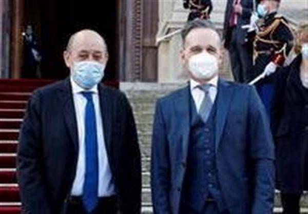 سفر وزرای خارجه سه کشور اروپایی به لیبی برای چه بود؟