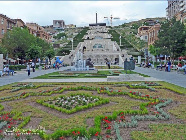 جاذبه های ارمنستان که حتما باید دید