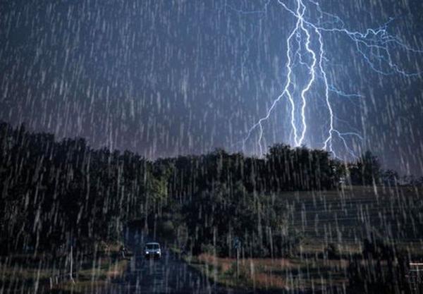 پیش بینی هوا، بارش باران و وزش باد شدید 5 روزه در بعضی استان ها