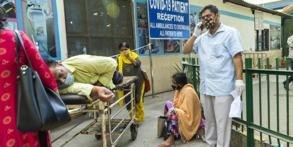 استیصال دهلی نو در برابر کرونا؛ مودی: طوفان کرونا هند را لرزاند