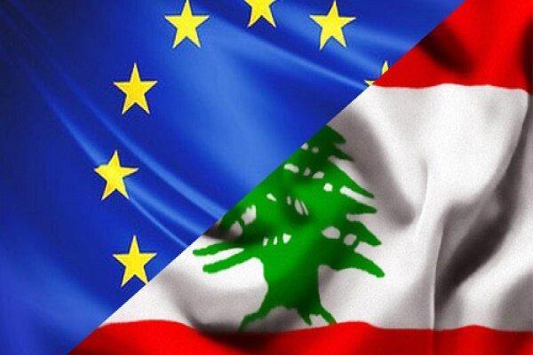 طراحی تحریم های اتحادیه اروپا علیه 6 مقام ارشد لبنانی