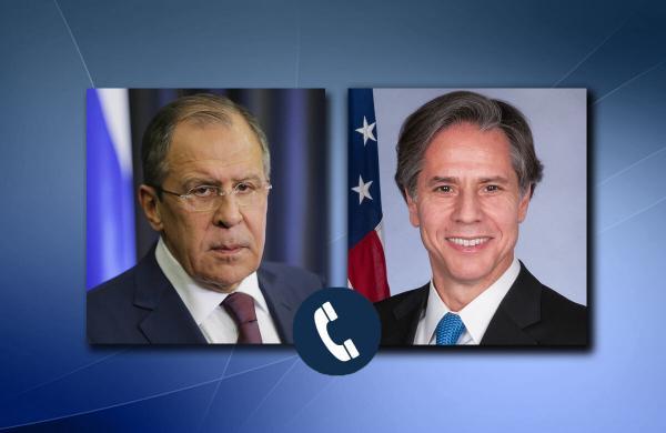 خبرنگاران گفت و گوی تلفنی وزیران خارجه روسیه و آمریکا درباره برجام