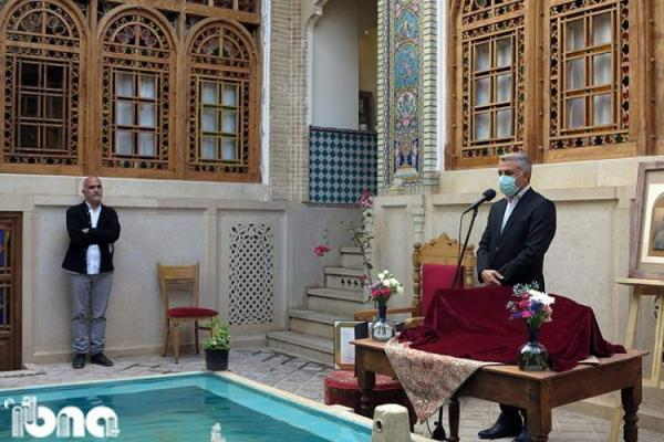 آثار منصور اوجی شناسنامه آشکاری از شیراز است