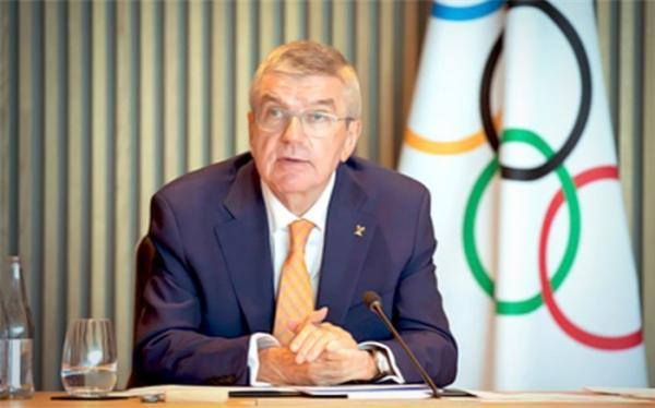 توماس باخ: لغو المپیک در دستور کار قرار ندارد