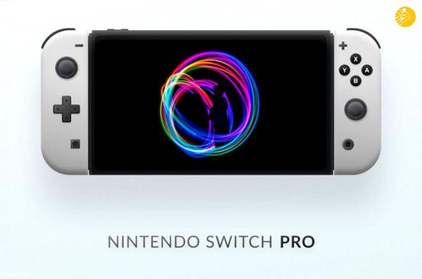 افشای اطلاعات کنسول بازی نو نینتندو Switch Pro