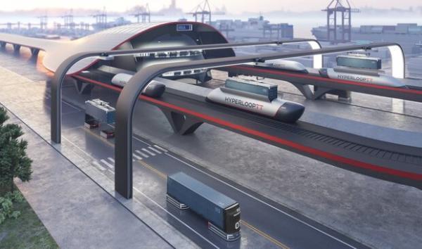 حمل و نقل سریع و بدون آلودگی با کمک سیستم تازه