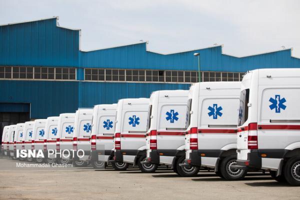 بحران کمبود آمبولانس در هرمزگان، نیاز به حداقل 35 دستگاه