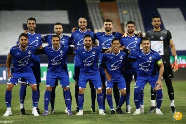 ترکیب احتمالی استقلال مقابل فولاد در فینال جام حذفی