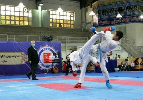 نفرات برتر انتخابی درون اردویی تیم ملی کاراته تعیین شدند